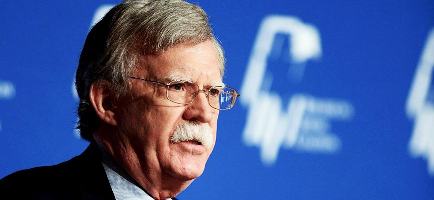 Bolton: Türkiye ile Kürtler hakkındaki görüşmeler devam edecek