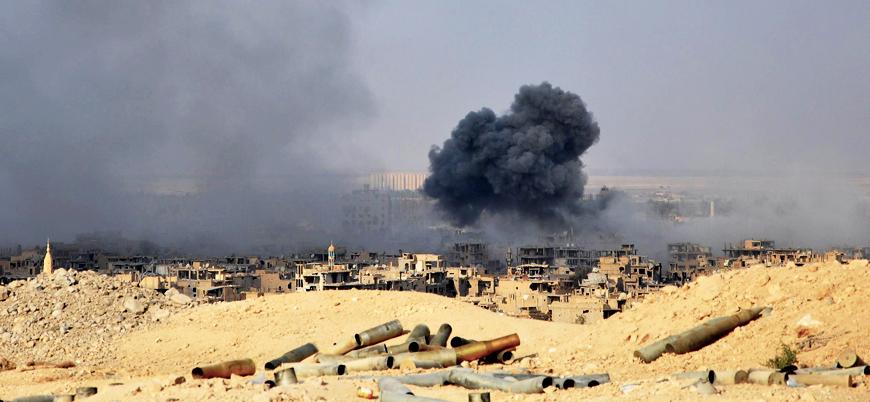 BM'den Deyrizor'da IŞİD-PKK çatışması uyarısı: Siviller zarar görüyor
