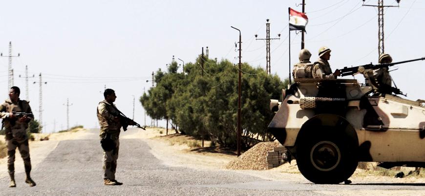 Mısır'da orduyla silahlı gruplar arasında çatışma: 6 ölü