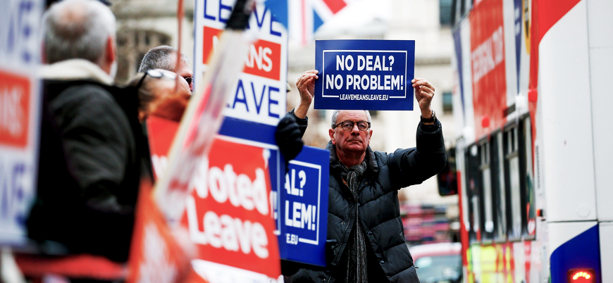 May'den Brexit uyarısı: Reddedilirse felaket olur