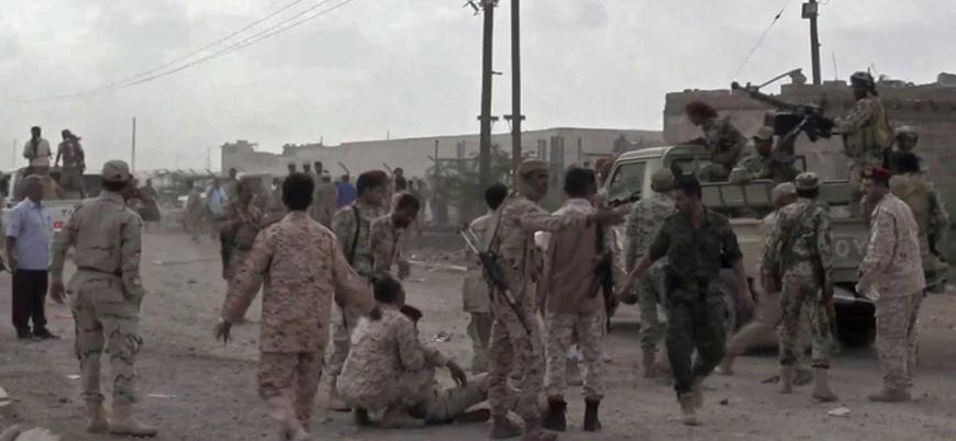 Yemen Askeri İstihbarat şefi Salih Tamah Husi saldırısında öldürüldü
