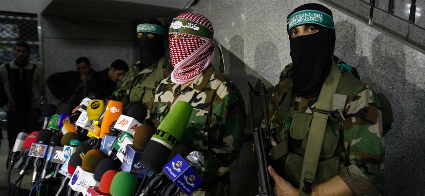 Hamas İsrail özel kuvvetlerinin kimlik bilgilerini paylaşanlara 1 milyon dolar ödül verecek