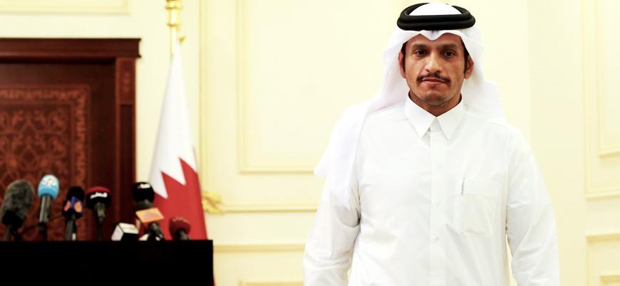 Katar'dan 'Şam Büyükelçiliği' açıklaması: 'Suriye ile ilişkiler normalleşmeyecek'