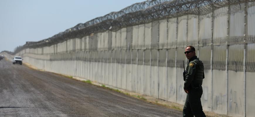 ABD'de 'Duvar anlaşmazlığı' sürüyor