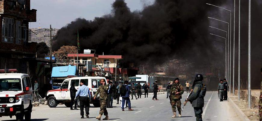 Taliban'dan bir günde ABD'yi hedef alan ikinci bombalı saldırı