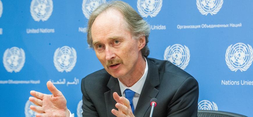 BM Suriye Özel Temsilcisi Şam'da Esed rejimini ziyaret etti