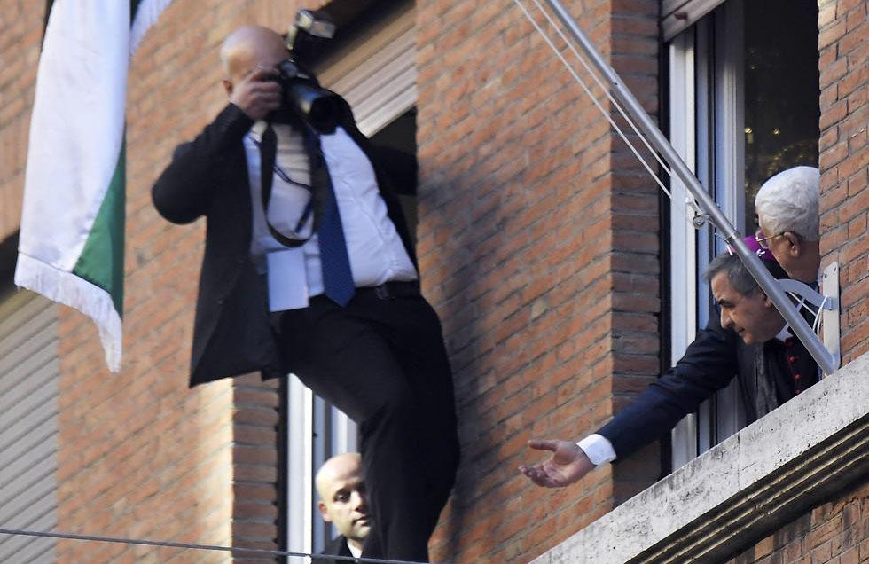 Vatikan'da Filistin Büyükelçiliği açıldı