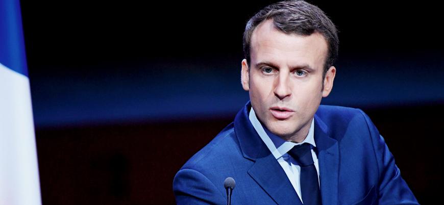 Macron'dan Sarı Yeleklilere yeni öneri: Göçmen kotası
