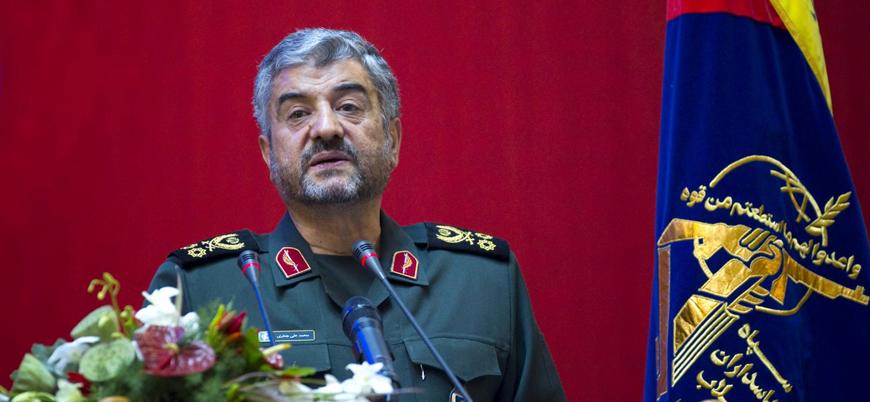 İran Devrim Muhafızları komutanı: İsrail'in tehditlerine rağmen Suriye'de kalmaya devam edeceğiz