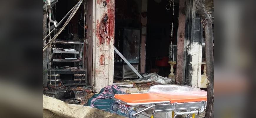 Münbiç'te patlama: En az 4 ABD askeri öldü, saldırıyı IŞİD üstlendi