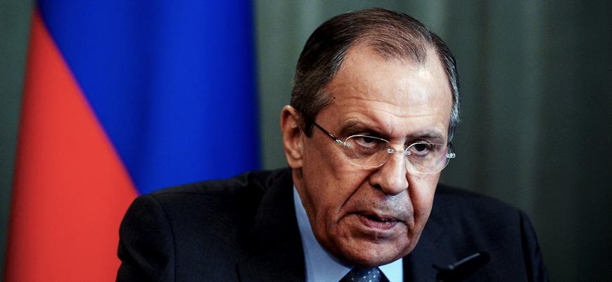 Lavrov'dan 'güvenli bölge' açıklaması