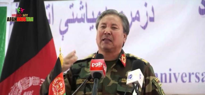 Afganistan'da üst düzey istifa: Kabil garnizonu komutanı görevi bıraktı