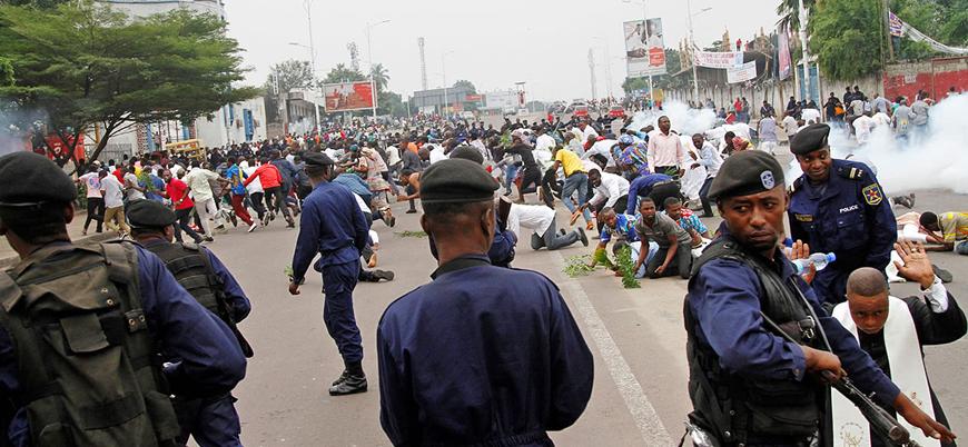 Kongo'da etnik şiddet olaylarında birkaç günde en az 900 kişi öldü