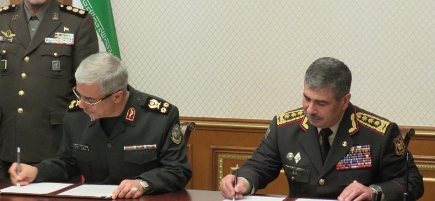 İran ve Azerbaycan arasında askeri işbirliği anlaşması imzalandı