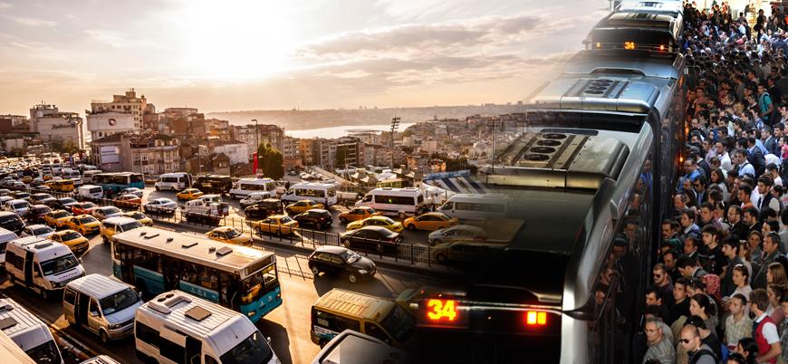 Yaşam kalitesi raporu: İstanbul trafikte en çok vakit kaybedilen şehirlerden