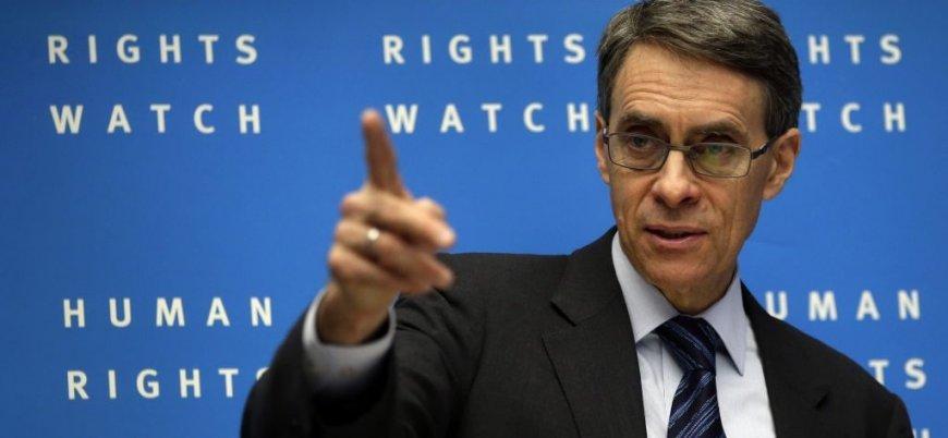 HRW'den Erdoğan'a 'demokrasi' eleştirisi