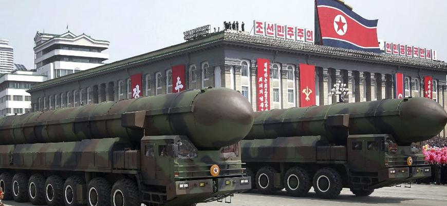 Pentagon'dan 'Kuzey Kore olağanüstü tehdit' raporu