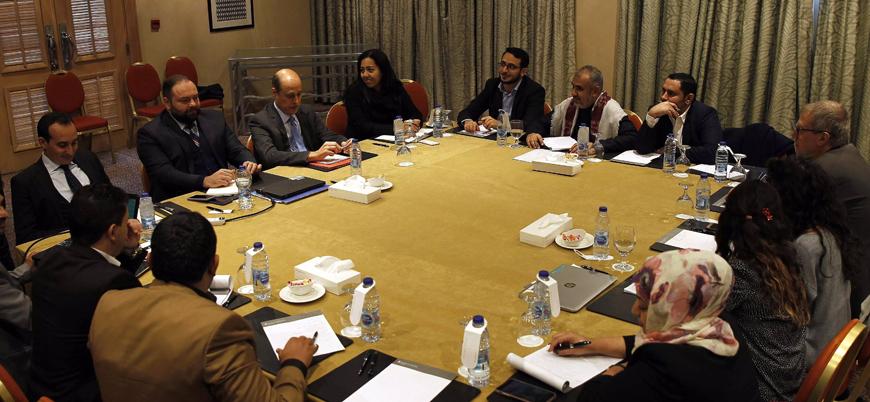 Yemen barış görüşmelerinin ikinci turu Ürdün'de başladı