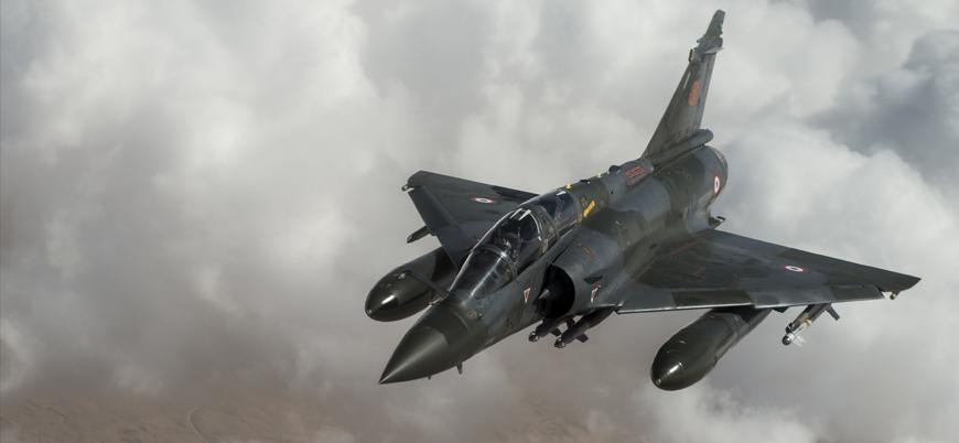 Fransa'dan Orta Afrika Cumhuriyeti'nde askeri hava operasyonu