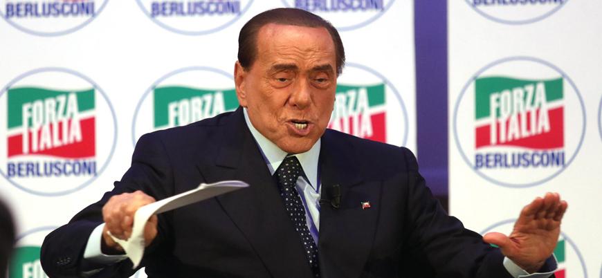 82 yaşındaki Berlusconi siyasete dönüyor