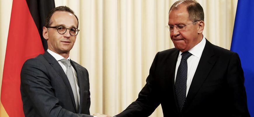 Almanya'dan Rusya'ya: Tartışmalı füze stokunu imha edin