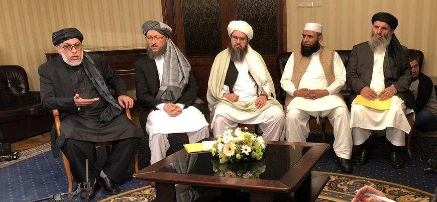 Taliban ile Almanya Afganistan barış müzakereleri kapsamında görüştü