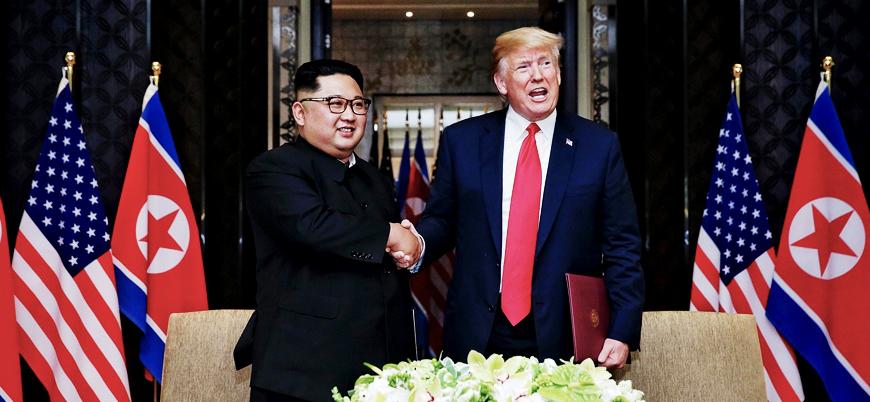 Trump-Kim Jong-un görüşmesinin tarihi belli oldu
