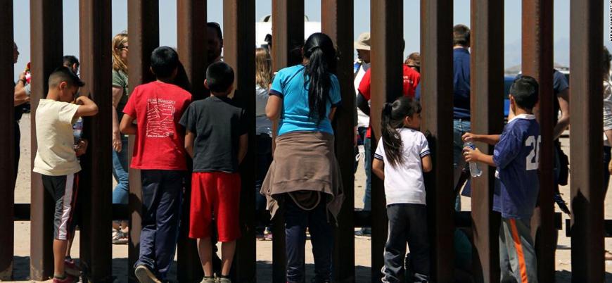 ABD'de ailelerinden ayrı tutulan mülteci çocukların sayısı 2 kat fazla