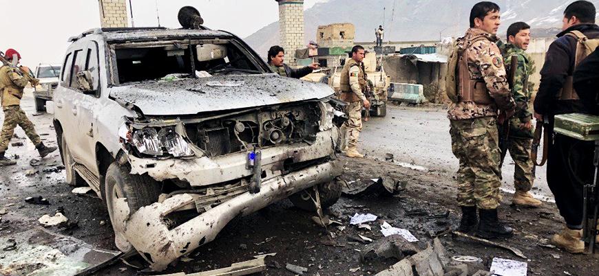 Afganistan'da Logar ili valisine bombalı araç saldırısı