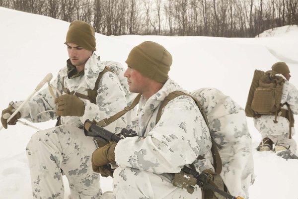 ABD askerleri ilk kez Norveç'te konuşlanacak
