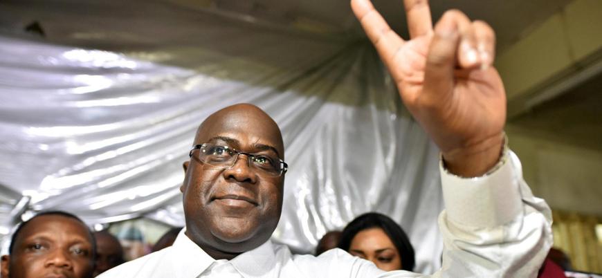 Kongo'da cumhurbaşkanlığı seçim sonucu kesinleşti