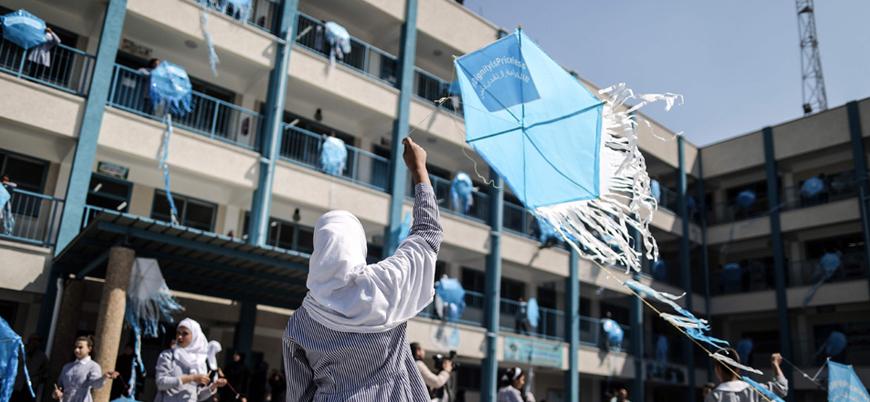 İsrail, Filistin'de el koyduğu BM okullarında kendi müfredatını uygulayacak
