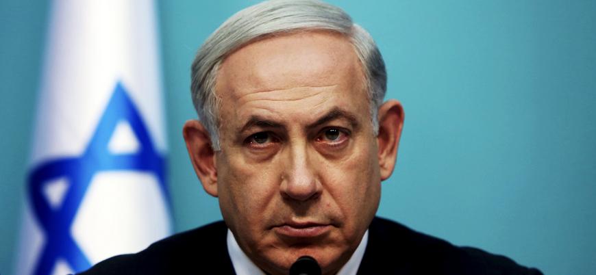 Netanyahu: İran'ın Suriye'deki varlığına karşı mücadele kalıcı politikamız