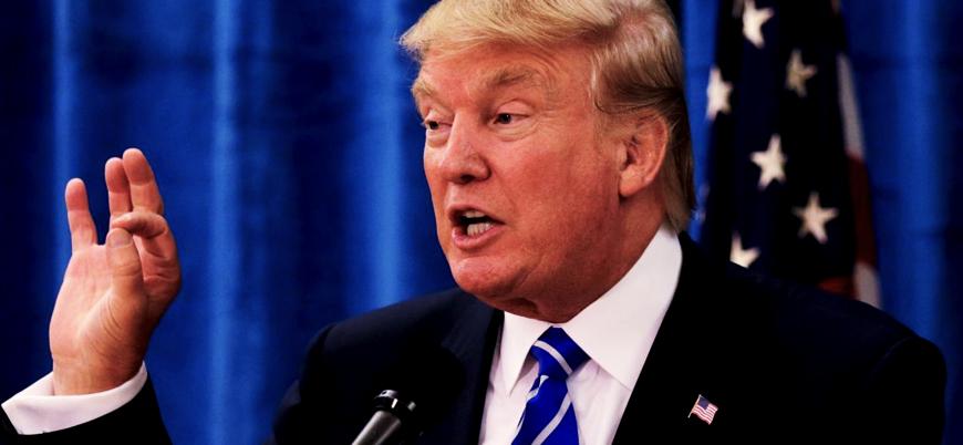 Trump Demokratlara yüklendi: İşlenen suçları görmüyorlar