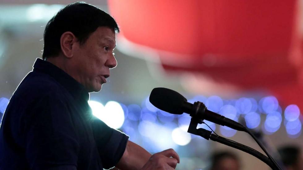 Duterte 'çıldırdı': Teröristleri de rehineleri de patlatacağım
