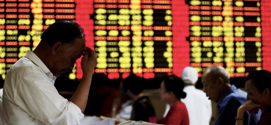 Ticaret savaşları Çin'i etkiledi: Son 30 yılın en düşük büyüme oranı