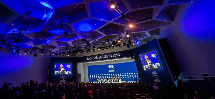 Davos bu yıl küresel krizlerin gölgesinde yapılacak