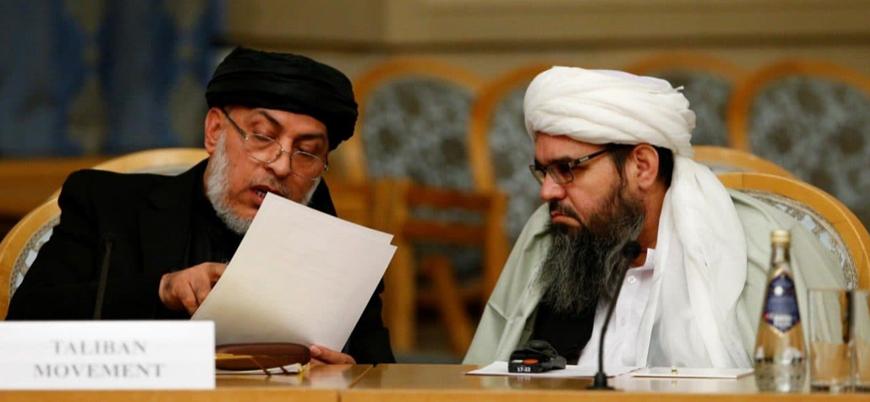 ABD ile Taliban arasında Katar'ın başkenti Doha'da doğrudan görüşmeler yapılıyor