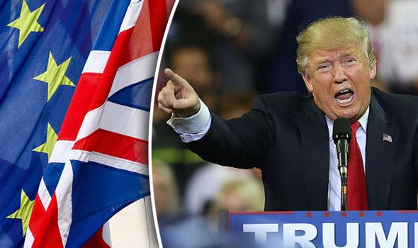 Trump: Brexit kararı çok zekice