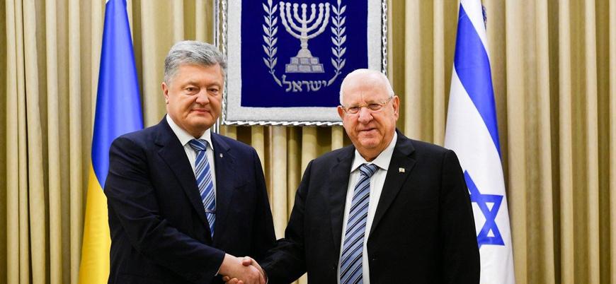Ukrayna askerlerinin serbest bırakılması için İsrail'den yardım istedi