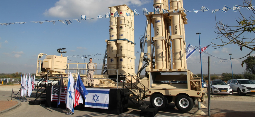 İsrail ve ABD 'Arrow 3' füze savunma sistemini test etti