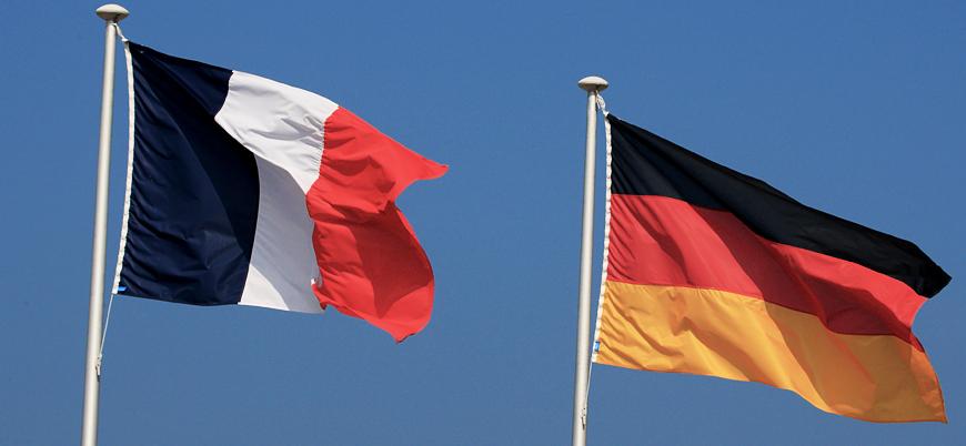 Fransa ve Almanya'dan 'işbirliği' antlaşması