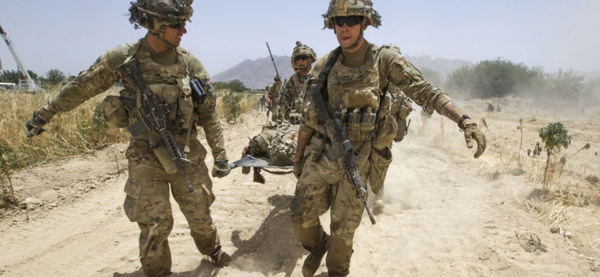 Afganistan'da bir ABD askeri Taliban ile girdiği çatışmada öldü