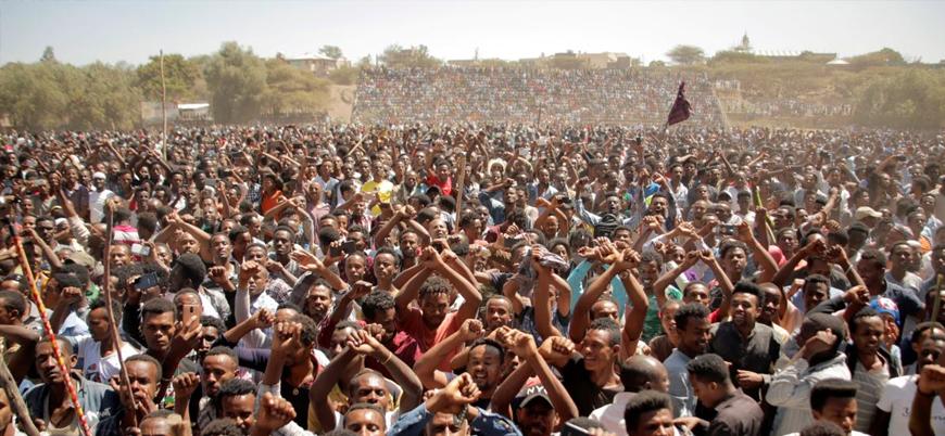Etiyopya'da 13 binden fazla siyasi mahkum affedildi