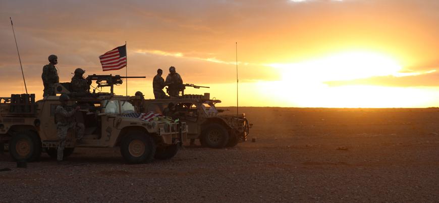 Çekilme kararına rağmen: ABD Suriye'nin kuzeyinde yeni bir askeri üs kuruyor