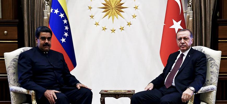 ABD: Türkiye'nin Maduro'ya verdiği destek politikamıza ters