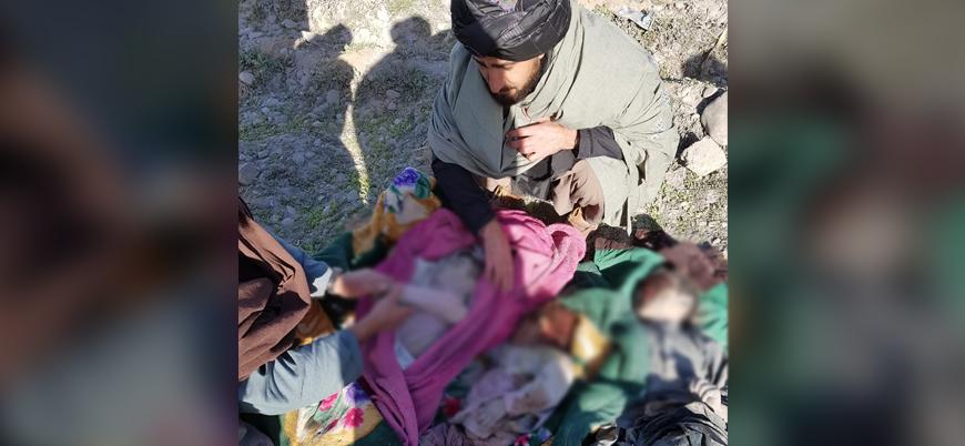 ABD ve Kabil hükümeti Afganistan'da sivilleri vurdu: 13 ölü