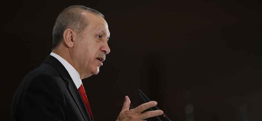 Erdoğan: Suriye'de insani amaçlarla bulunan tek ülke Türkiye