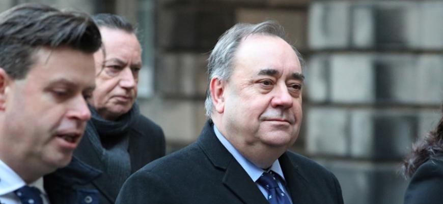 İskoçya'nın eski başbakanı gözaltına alındı