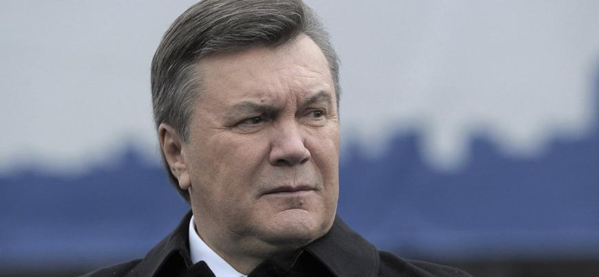 Ukrayna eski Devlet Başkanı'na 13 yıl hapis cezası